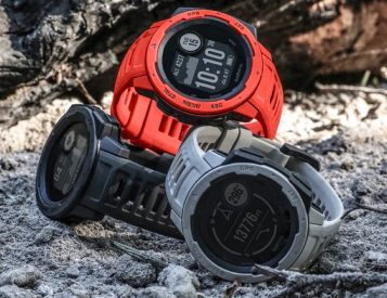 Built for Battle: Garmin Instinct GPS Watch