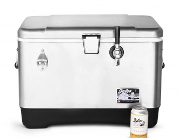 Tap It & Chill with Igloo's Kegmate Cooler