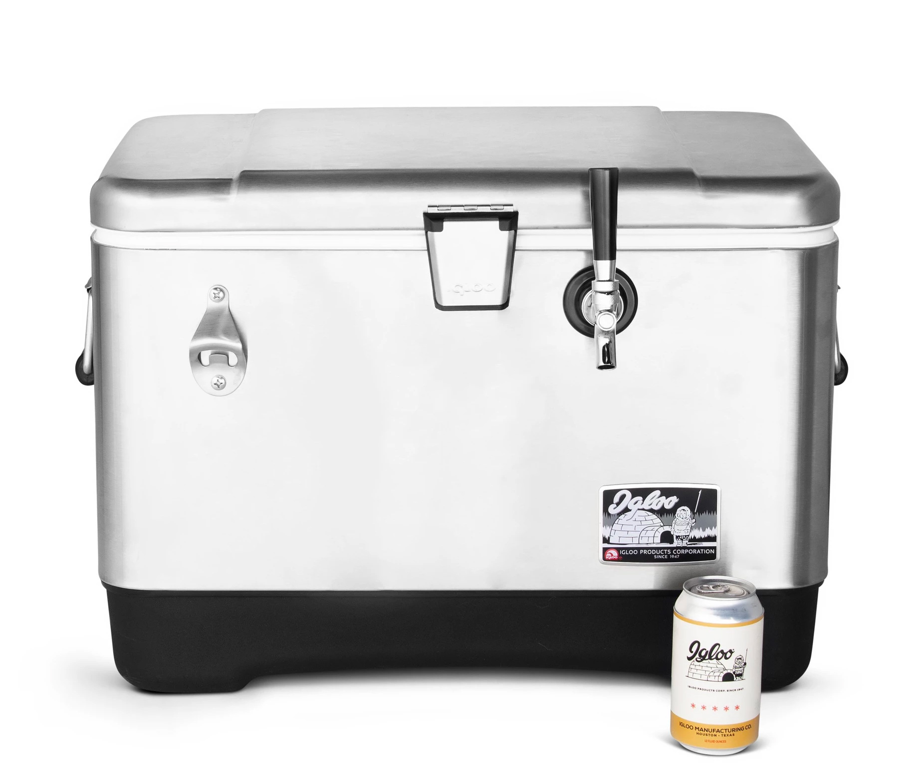 Tap It & Chill with Igloo's Kegmate Cooler at werd.com
