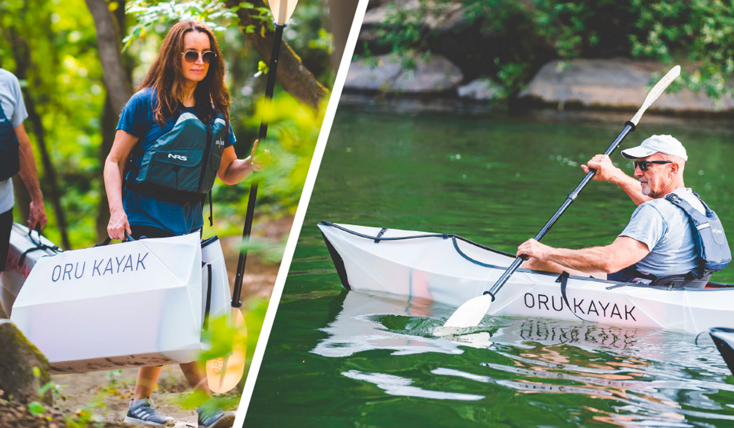 Oru Introduces Origami-Style Inlet Ultra-Portable Kayak at werd.com
