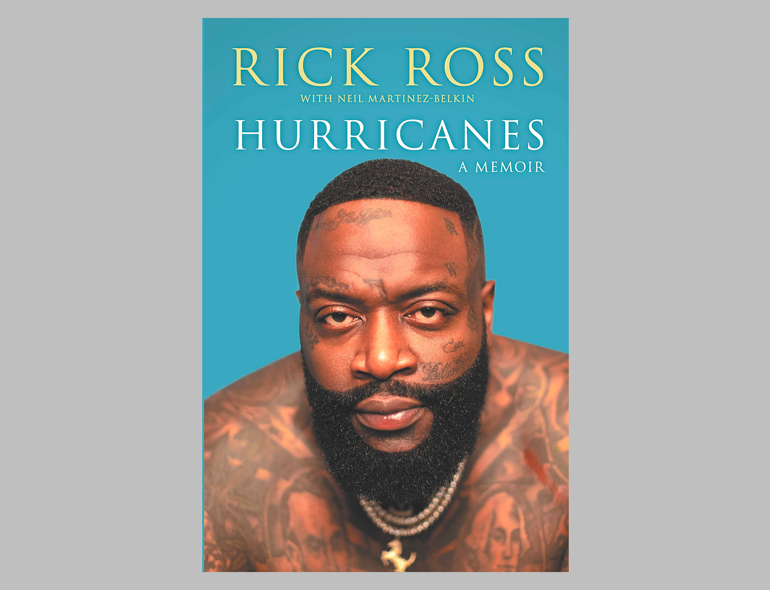 Rick Ross Pens <i>Hurricanes: A Memoir</i> at werd.com