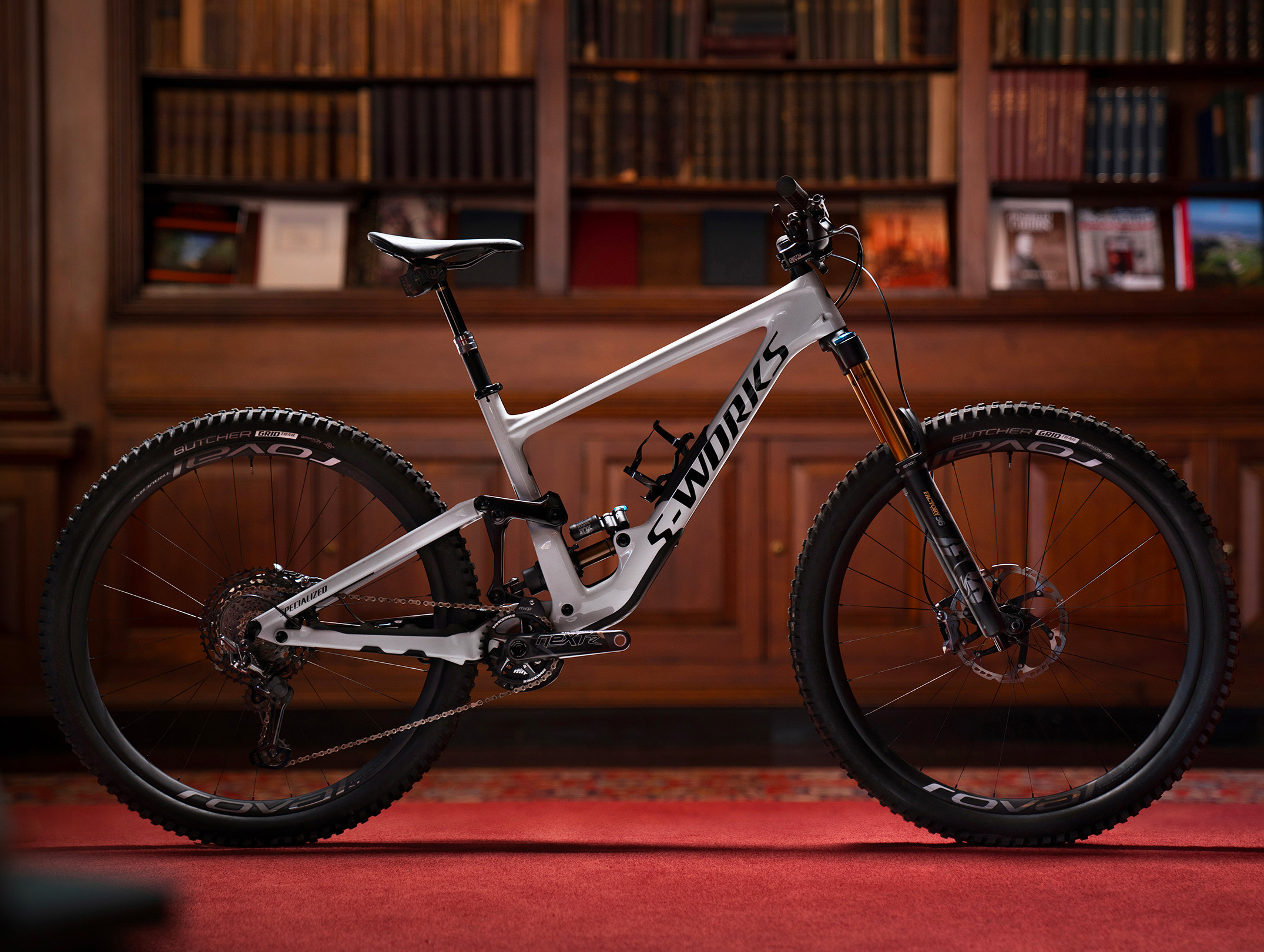 The Specialized Enduro 29er Rolls Over Everything at werd.com