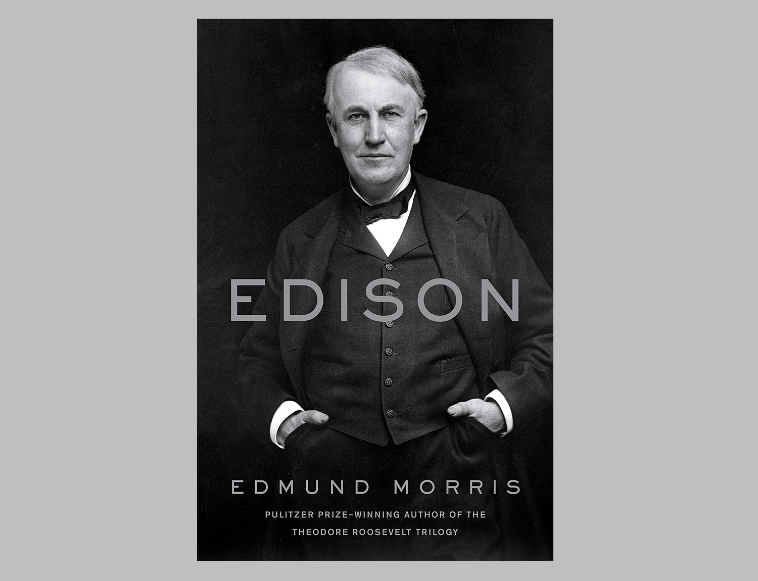 Thomas Edison Finally Gets the Biography He Deserves at werd.com