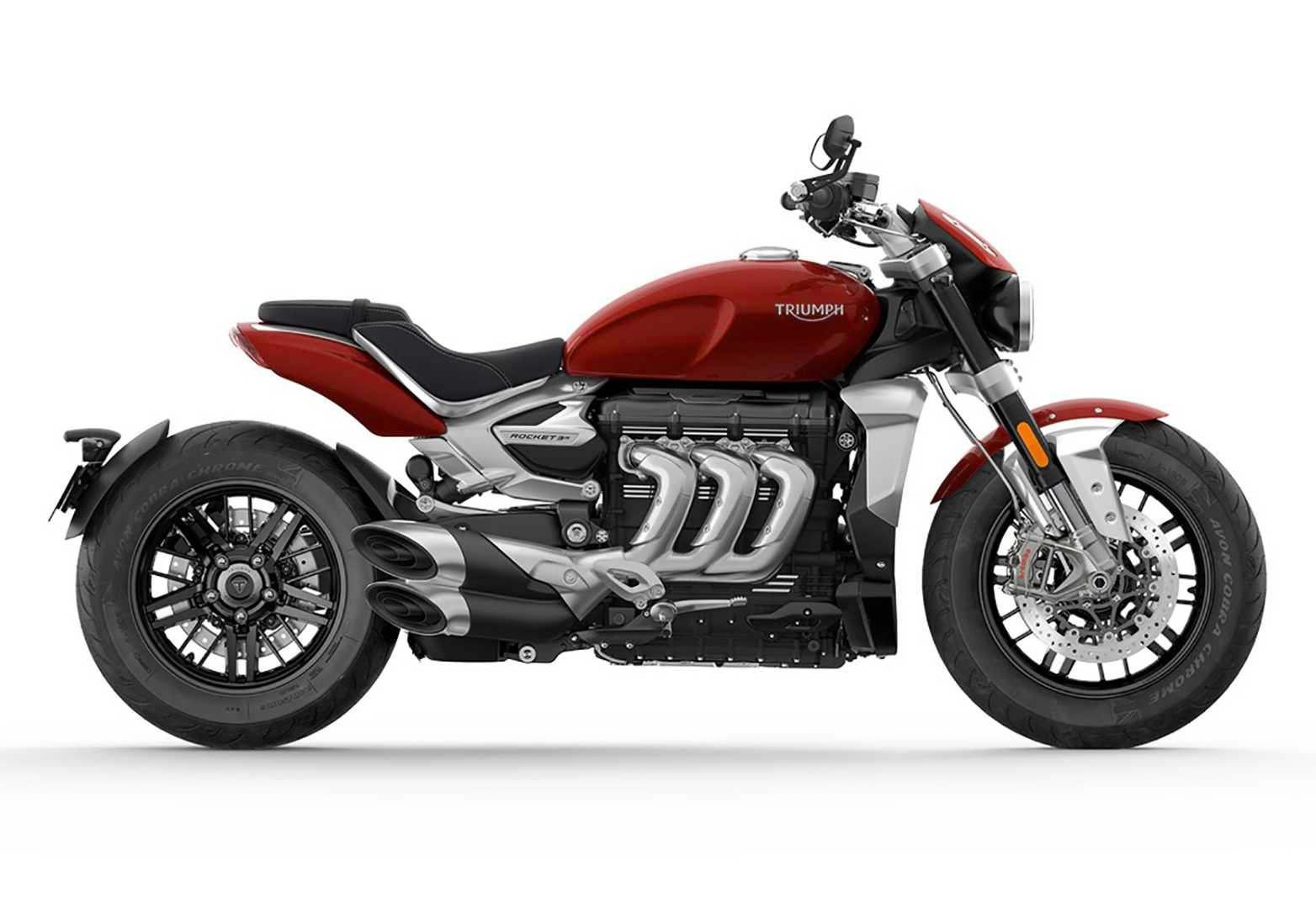 Triumph Introduces Rocket 3R & Rocket 3R GT at werd.com