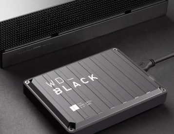 Western Digital's WD Black Drives Give Gamers Stacks of Storage