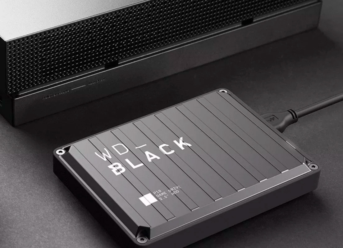 Western Digital's WD Black Drives Give Gamers Stacks of Storage at werd.com