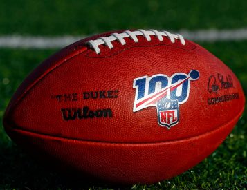 Wilson & NFL Celebrate 100 Years of Pro Football with NFL 100 The Duke Ball