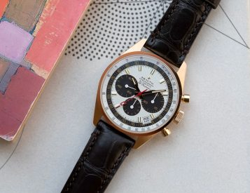 Zenith Celebrates 50 Years of Innovation with the El Primero Revival G381