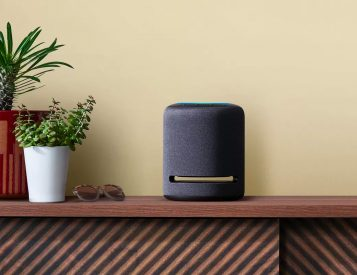 Amazon's Echo Studio Speaker Delivers Voice-Controlled HI-Fi 3D Audio