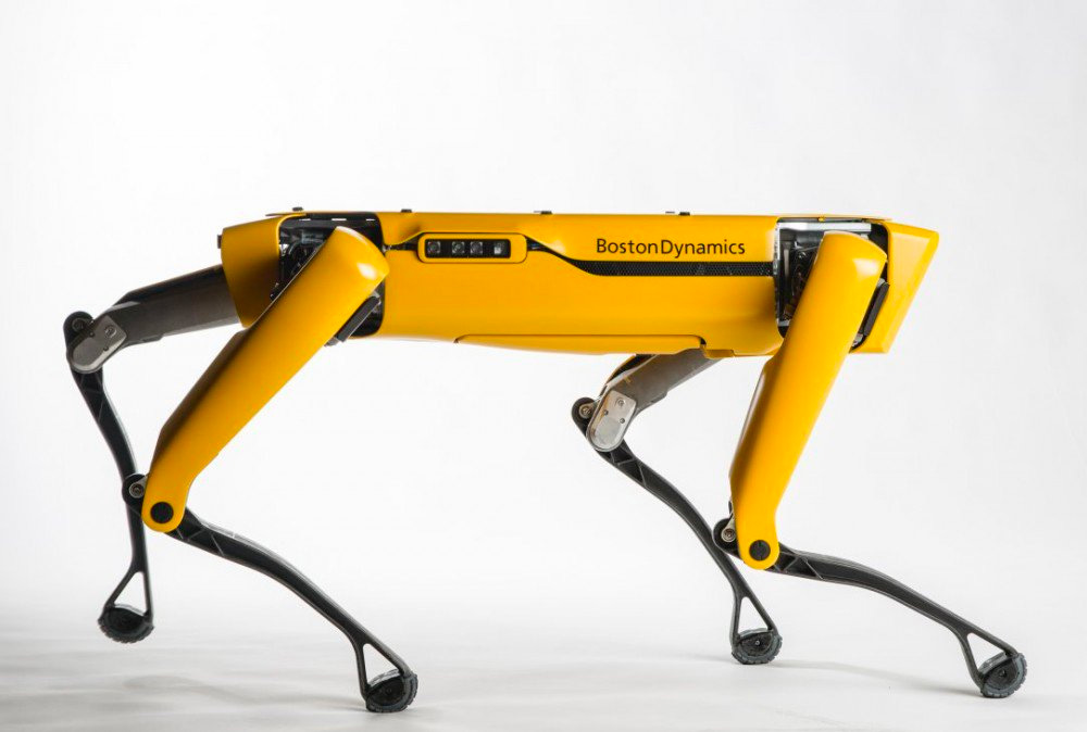 Boston Dynamics Introduces Consumer 'Bot, Spot at werd.com
