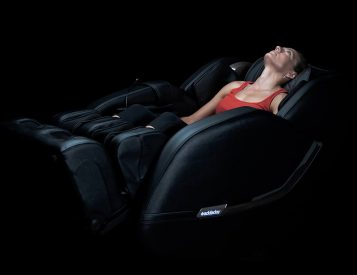 Recover Like a King (Or Elite Endurance Athlete) in the IRONMAN BioChair