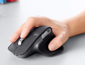 Logitech's MX Master 3 Mouse is Really a Handful