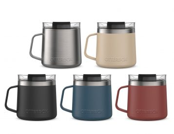 The Otterbox Elevation 14 Mug is a Durable Daily Drinker