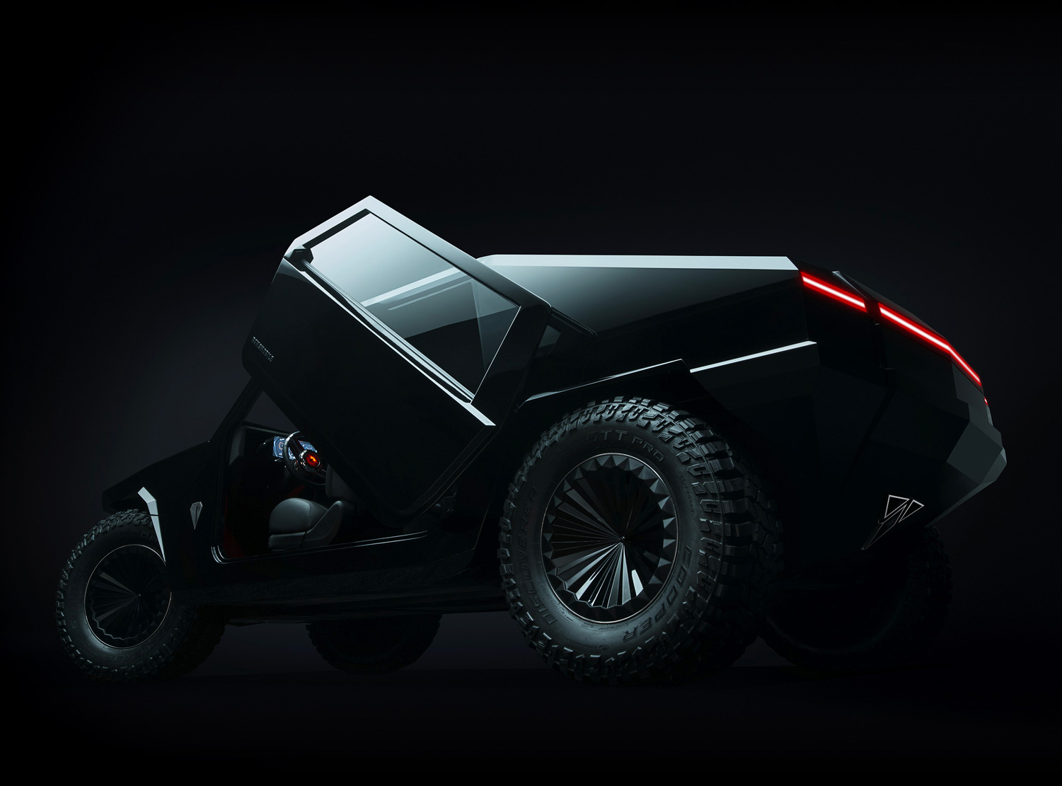 The Ramsmobile RM-X2 is an Exotic Hypercar from the Future at werd.com