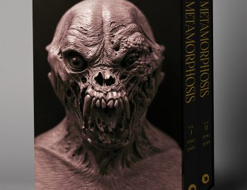 Rick Baker: Metamorphosis 2-Volume Set