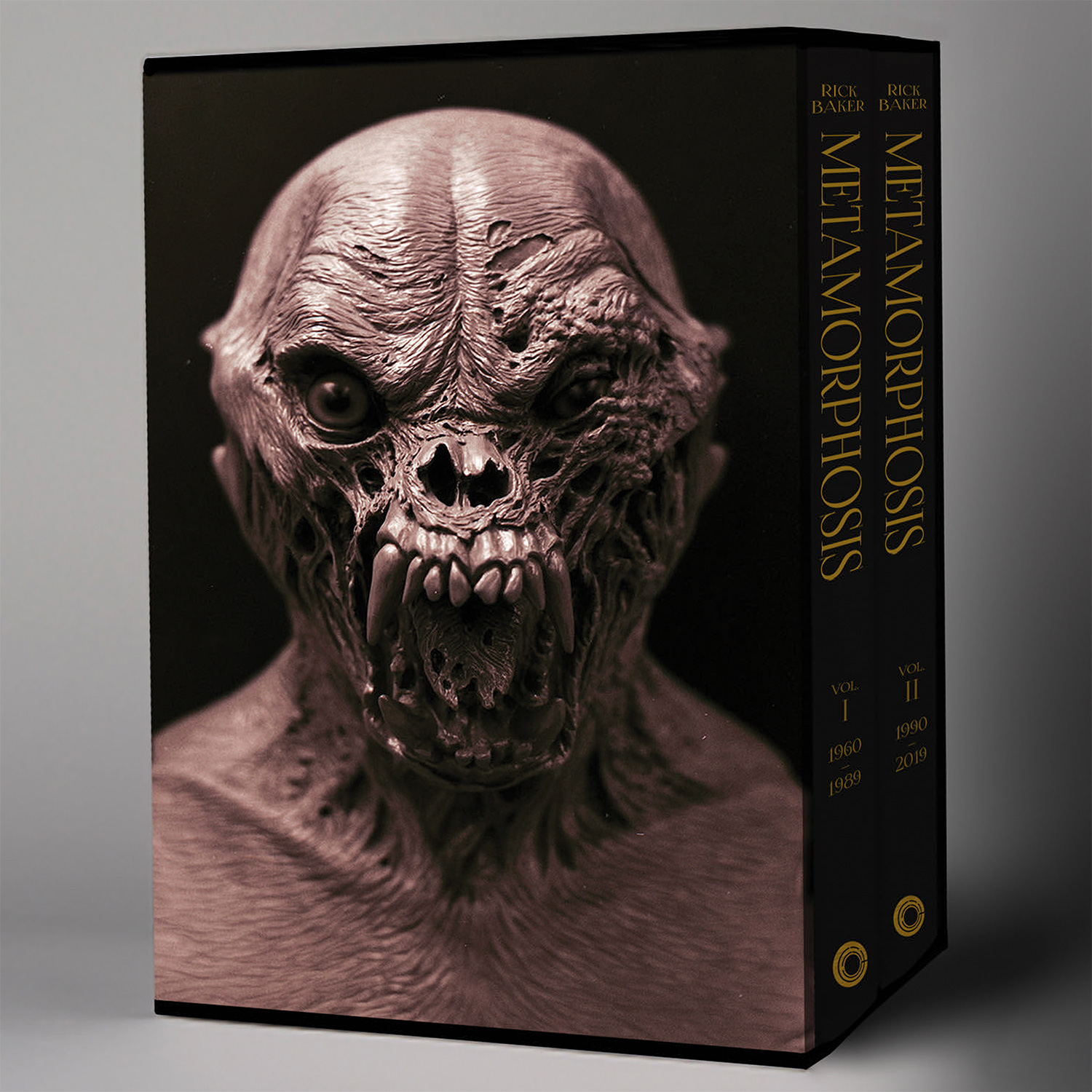 Rick Baker: Metamorphosis 2-Volume Set at werd.com