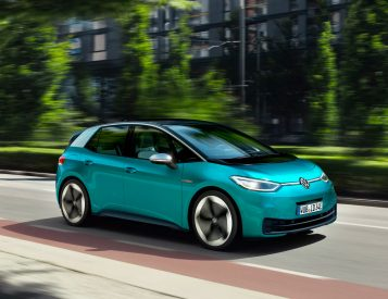 Volkwagen Introduces ID.3, Its First All-Electric Car