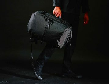 Aer Introduces Waterproof X-Pac Collection Packs