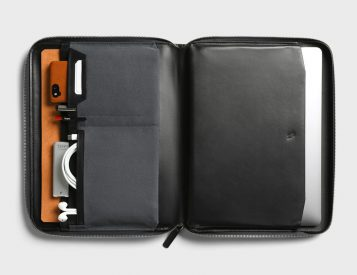 Bellroy's Tech Folio Keeps Work Moving