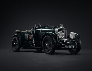 Bentley Revives 1929 Blower Race Car for Limited Production Run