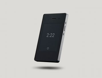 Treat Your Smartphone Addiction with the Low-Tech Light Phone II