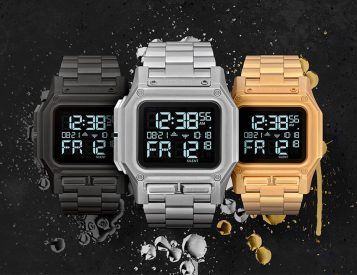 Nixon's Regulus SS is a Do-It-All Digital