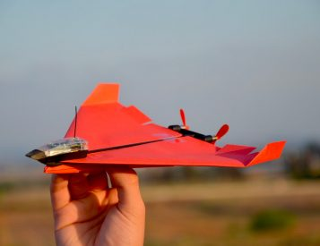 POWERUP's Smartphone-Controlled Paper Airplane Gets an Upgrade