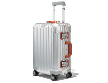 RIMOWA's Cabin Twist Carry-On is a Compact Classic