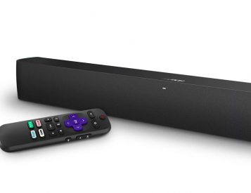 Roku Cranks Up Movie Night with Smart Soundbar & Wireless Subwoofer
