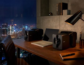 Sony's Signature Series Adds SA-Z1 Desktop Speaker System