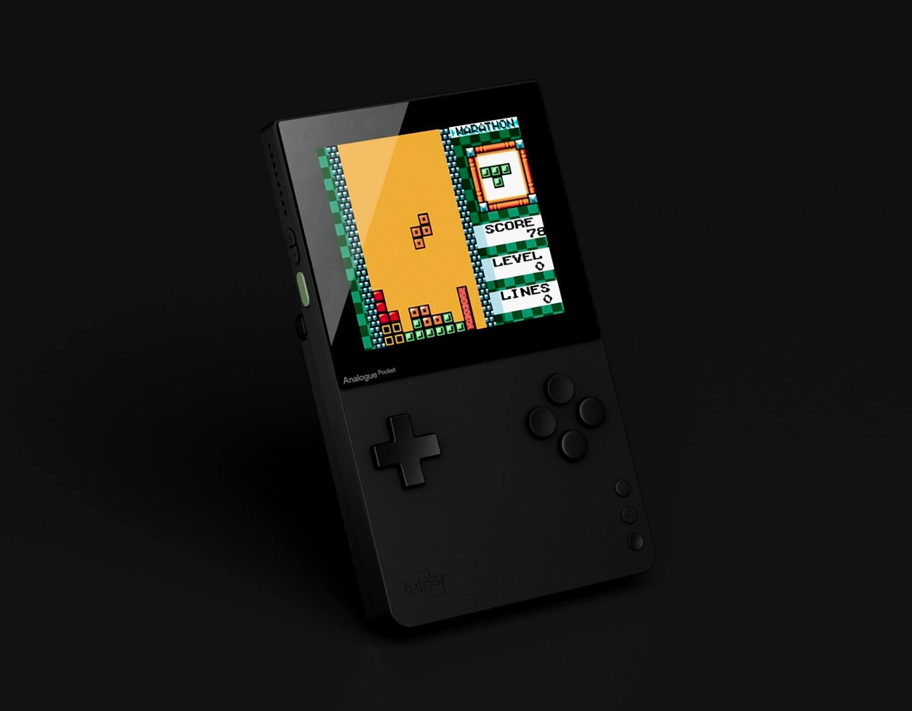 Thanks To Analogue Pocket, Game Boy is Back at werd.com