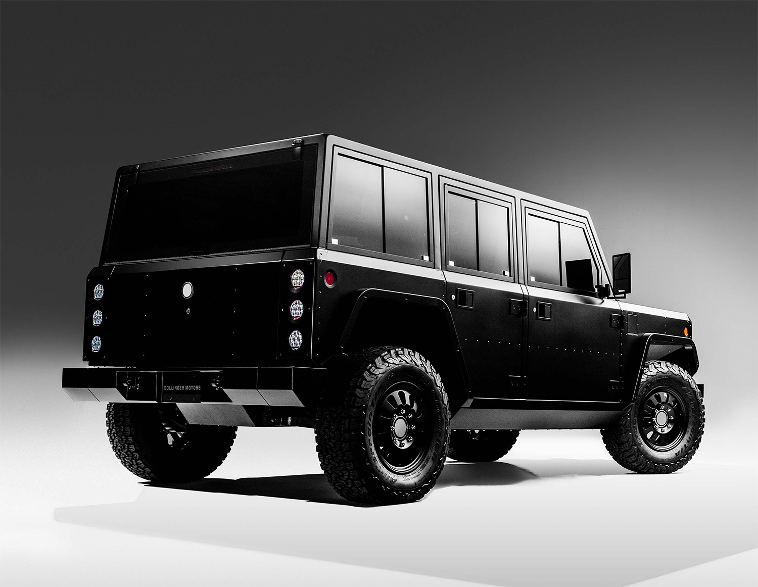 The Bollinger B1 is the All-Electric SUV We've Been Waiting For at werd.com