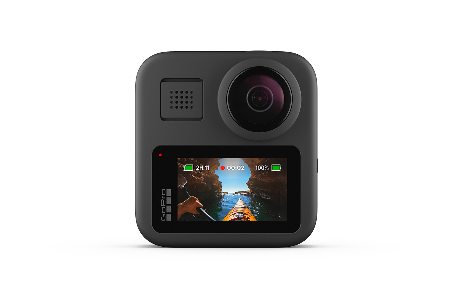 GoPro's Hero Max 360 Shoots Everything Around You at werd.com