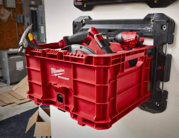 Milwaukee's PACKOUT Crate is a Commercial-Grade Gear Hauler