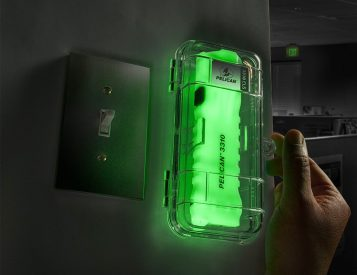 Pelican's Emergency Lighting Station is Good To Glow