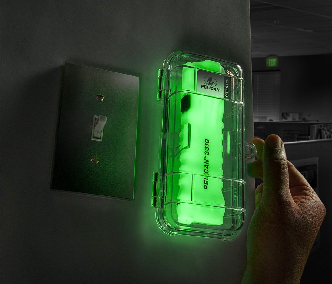 Pelican's Emergency Lighting Station is Good To Glow at werd.com