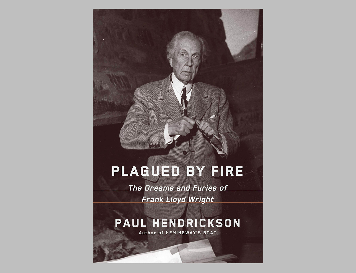 Plagued by Fire: The Dreams and Furies of Frank Lloyd Wright at werd.com