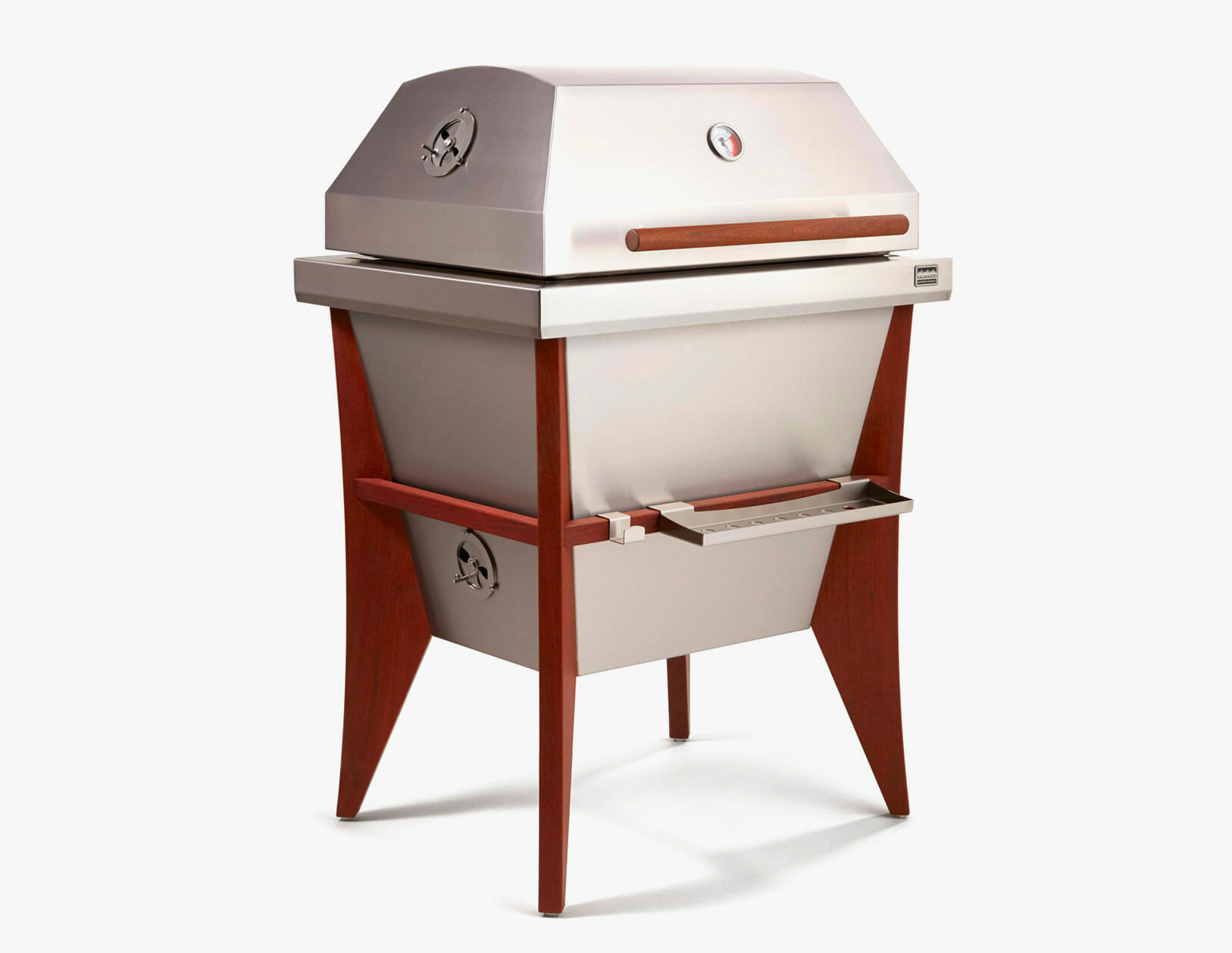 The Shokunin Kamado Grill will Make You a Master at werd.com