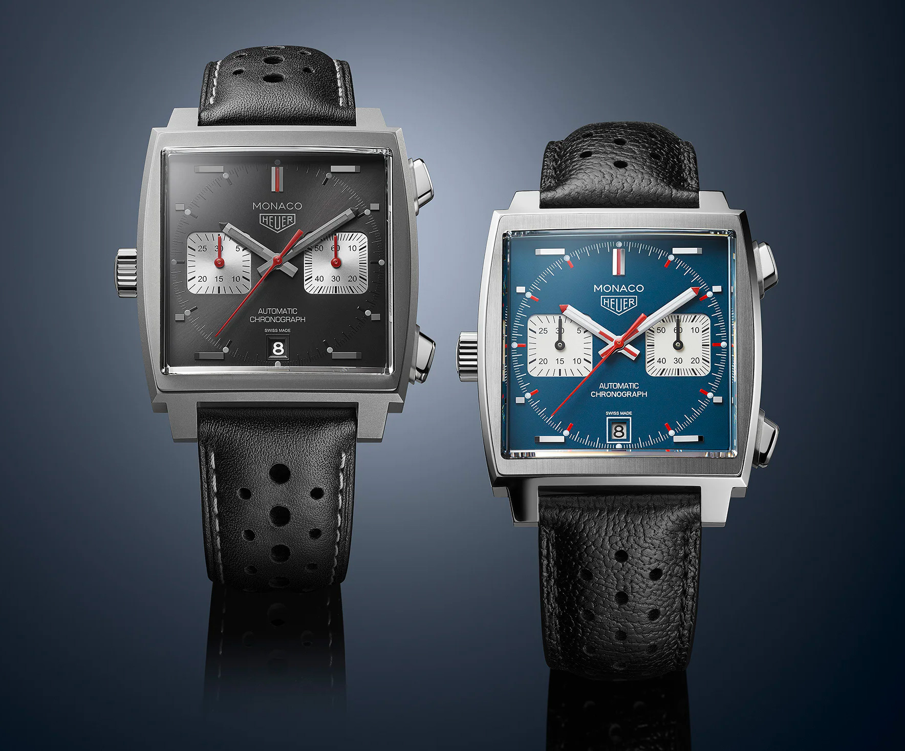 Tag Heuer Introduces Limited Monaco 2009-2019 at werd.com