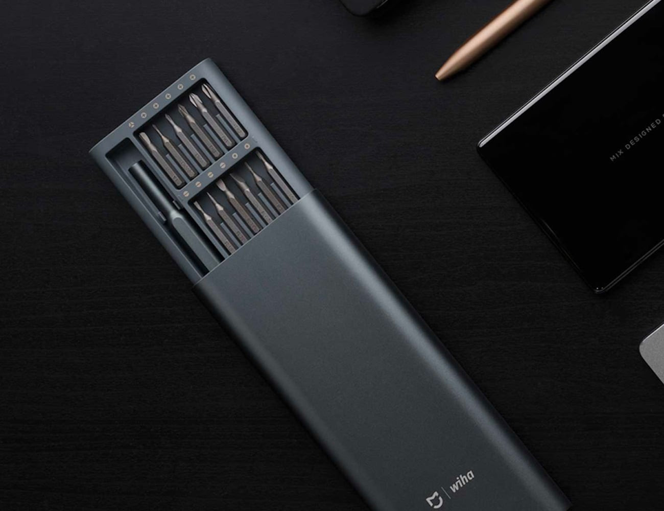 Add the Xiaomi Wiha Screwdriver Set To Your Tech Toolbox at werd.com