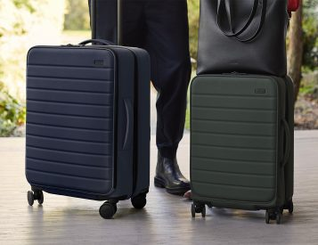 AWAY Rolls Out Expandables Luggage Collection