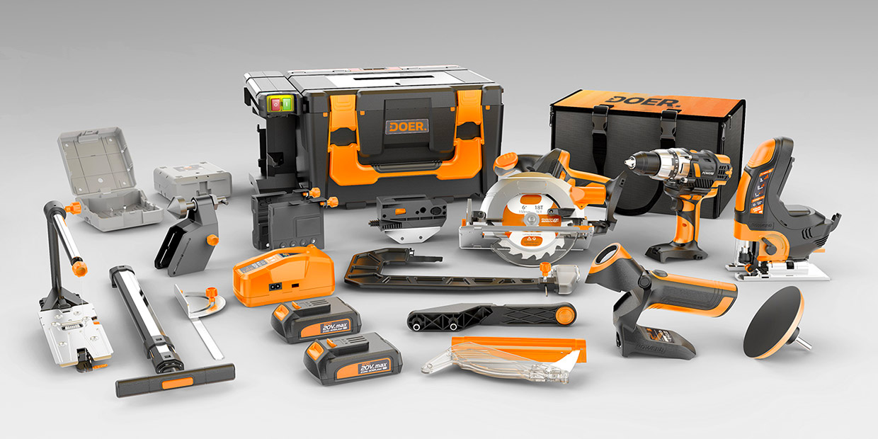 The 12-In-1 DOER Tool System Does All The Things at werd.com