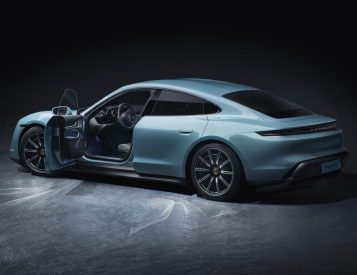 Porsche Reveals A Cheaper All-Electric: The Taycan 4S