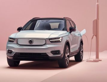 Volvo Rolls Out Its First All-Electric: The XC40 Recharge