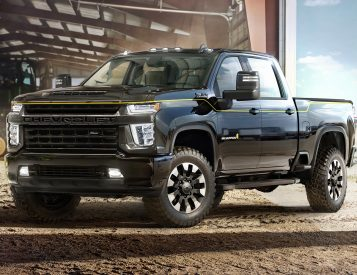 Carhartt & Chevy Team Up On Special Edition 2021 Silverado