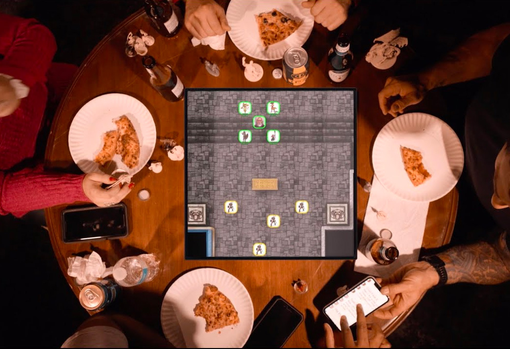Gameboard-1 Does the Classics in Digital at werd.com
