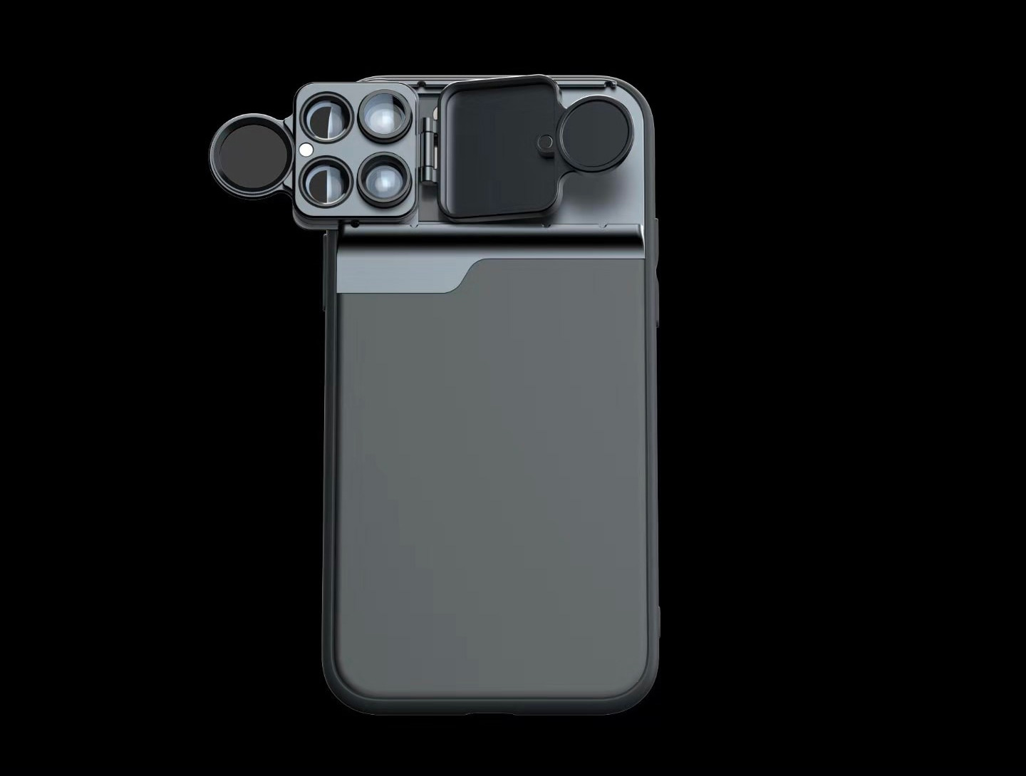 This iPhone 11 Case Gives You Lots of Lenses To Choose From at werd.com