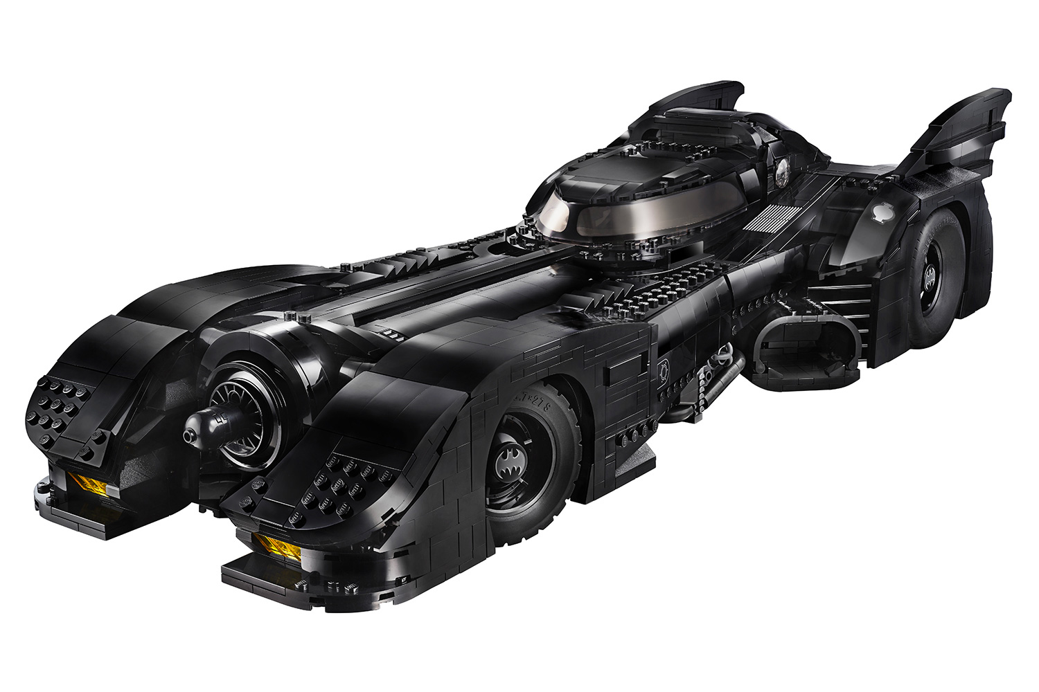 Tim Burton's <i>Batman</i> Celebrates 30 with a Lego Batmobile at werd.com