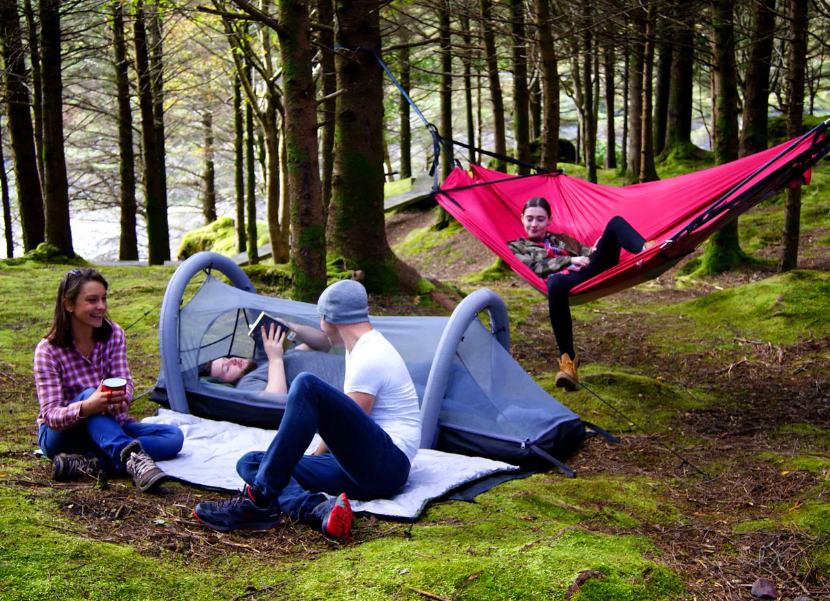 This Compact Camping Kit Has Everything You Need & Then Some at werd.com