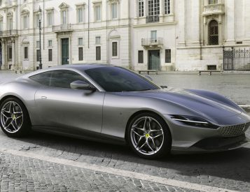 Ferrari Rolls Out 600-Horsepower Roma Coupe